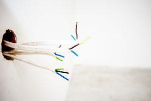 House rewire cables